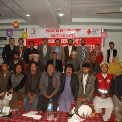 Over 15,000 residents in 10 villages of Shigar to benefit from PRC climate change program