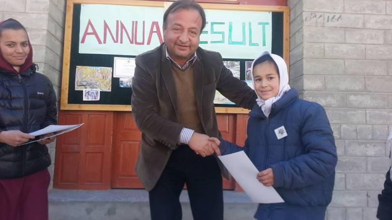 Al Amyn Model School Gulmit announces annual result 2016, with 98 pass percentage