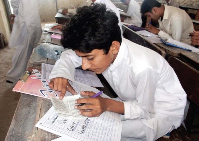 Discouraging Higher Level of Learning, A study of examination systems in Pakistan