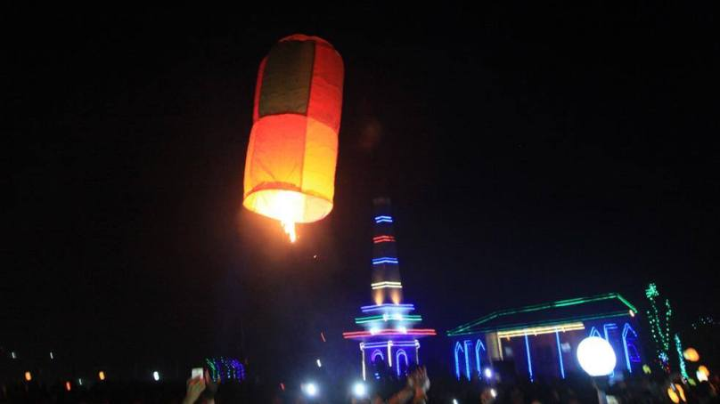 Jashe e Mayfang celebrated in Shigar