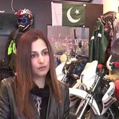 Uzma says Pakistan safe for foreign mountaineers