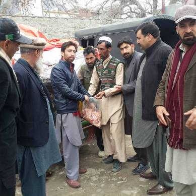 Diamer: Police seized 600 kilograms of contaminated meat, arrested three