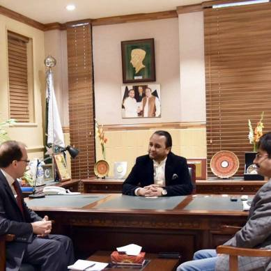 AKFED to invest in Gilgit-Baltistan power sector