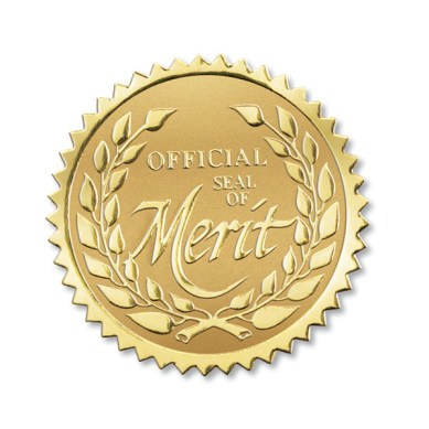 Restoration of merit