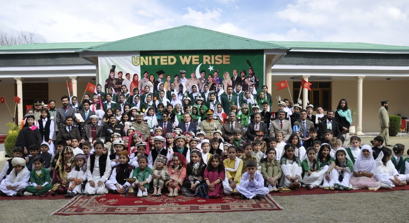 Pakistan Day celebrated across Gilgit-Batlistan