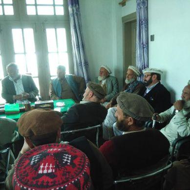 Chitral: Locals meet to develop Village Council Development Plan