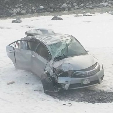 Two tourists killed in fatal car accident, two injured