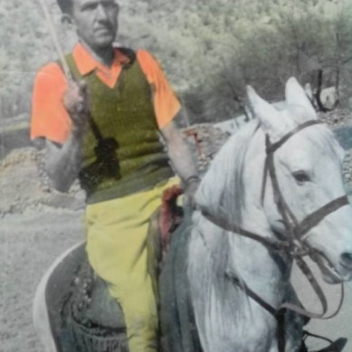 Legendary polo player Shah Gul Aziz has passed away