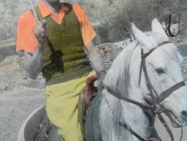 Legendary polo player Shah Gul Aziz has passed away