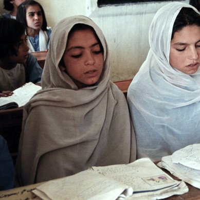 More than half of all middle school age children are out of school in G-B, reveals UNICEF report