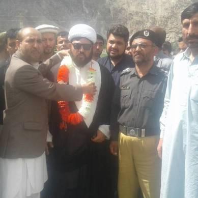 Gilgit Police detains Sheikh Nayyar Abbas of MWM