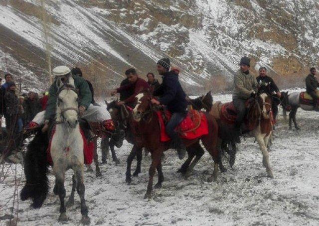 Last horsemen of Hunza: Pakistan Buzkashi game faces final whistle