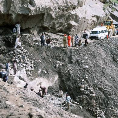 Gilgit-Skardu Road: The Lifeline of Baltistan
