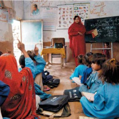 Professional Development and Modernization: The Transition of Teacher Education in Pakistan