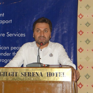 Addressing vulnerable children's needs is the society's collective responsibility: Aziz Ali Dad