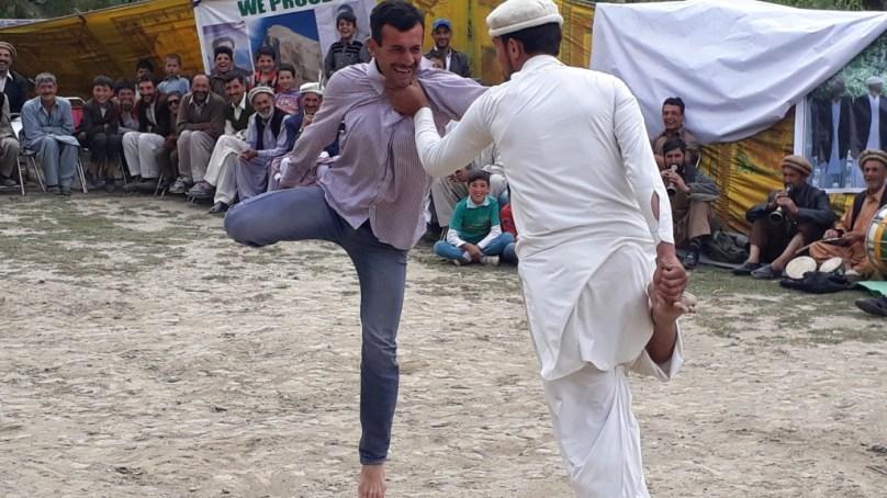 Cultural Revival Festival held in Hoper Valley of Nagar