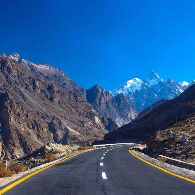 Conserve Gilgit-Baltistan's beauty
