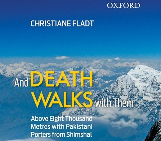 German mountaineer, teacher pens book about 'uncelebrated High Altitude Porters' of Shimshal