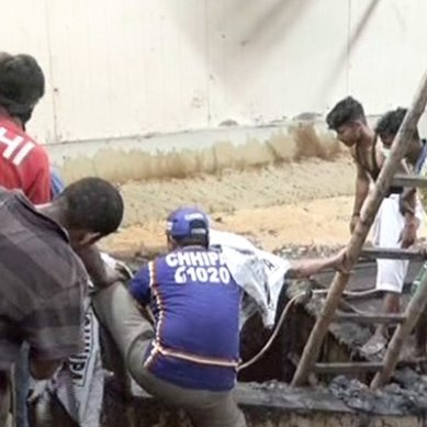 Three Chitrali labourers die after falling in a chemical tank in Karachi