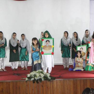 Defence Day ceremony held at FCNA, Gilgit