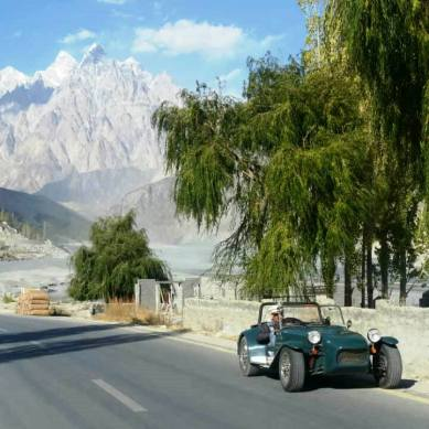 Pakistan Motor Rally starts tomorrow from Khunjerab