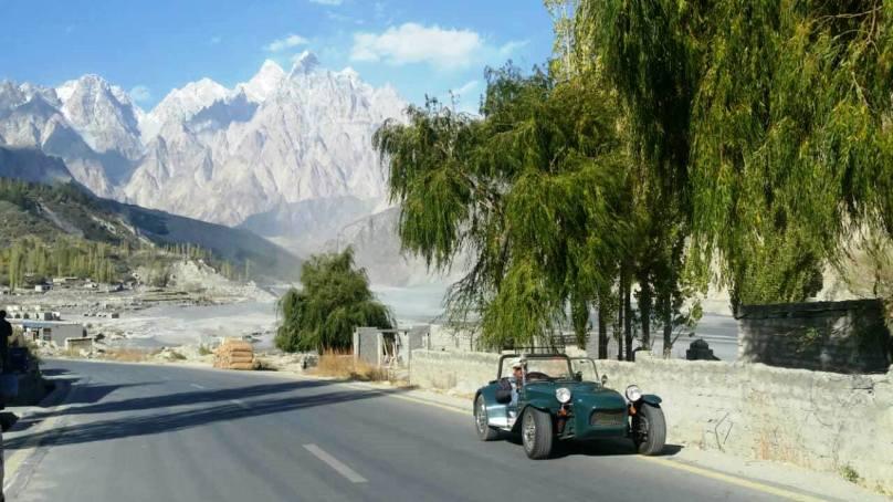 Pakistan Motor Rally starts tomorrow from Khunjerab