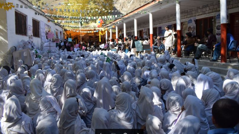 International Snow Leopard Day celebrated in Basha Valley, Shigar