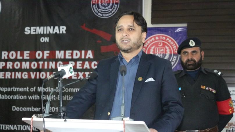 Countering violent extremism discussed during seminar at KIU, Gilgit