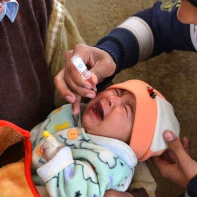 1048 teams to immunize over 200 thousand children against Polio in Gilgit-Baltistan