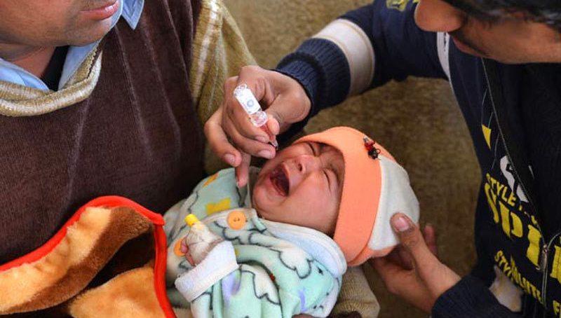 1048 teams to immunize over 200 thousand children against Polio in Gilgit-Baltistan