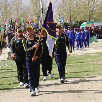 """Hunza Leopards"" prove to be sprats, losing to Skardu Anchan in semifinal of GB Super League"