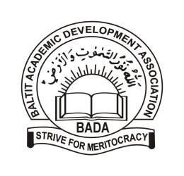 Baltit Academic Development Association announces new cabinet