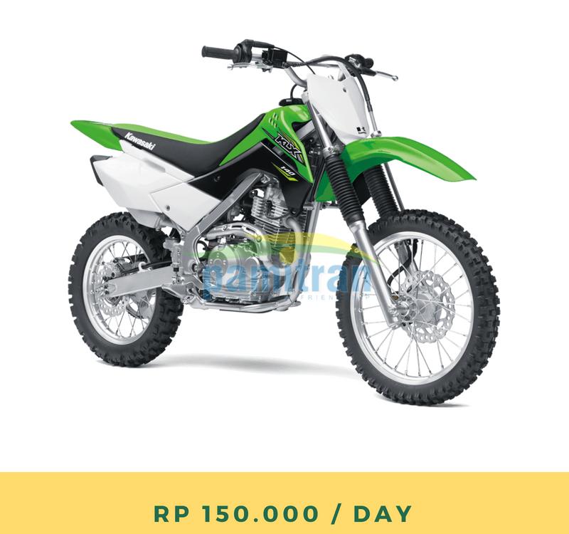 Sewa Motor KLX Jogja 2018