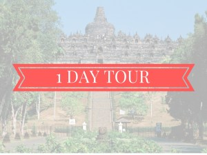 1 day tour jogja