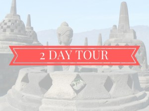 2 days tour jogja