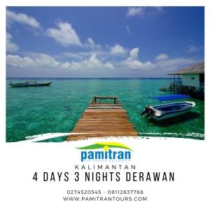 Explore Derawan Island