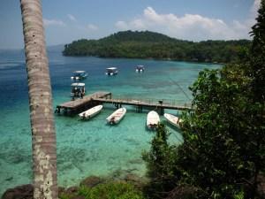 Iboih beach