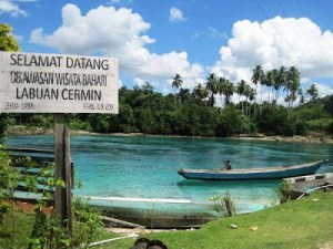 Derawan Island and Labuan Cermin Lake