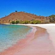 Lombok Gili Tour Pink Beach