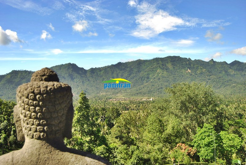 Borobudur & Mount Merapi Adventure