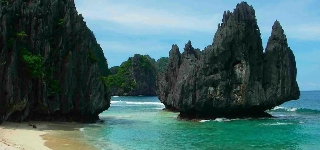 Amazing Beach in Raja Ampat