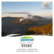 Sunrise Mt Bromo from Malang