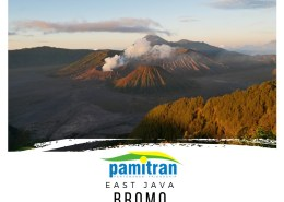Sunrise Mt Bromo from Malang