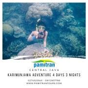 Karimunjawa Adventure Tour 4D3N