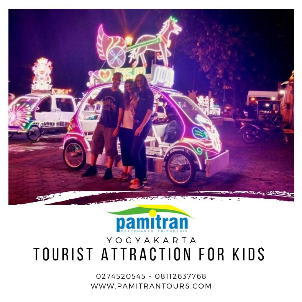 Jogja Tourist Attraction for Kids