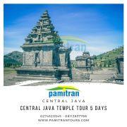 Central Java Temple Tour