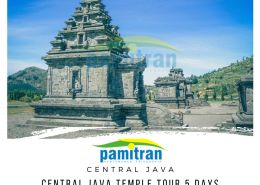 Central Java Temple Tour