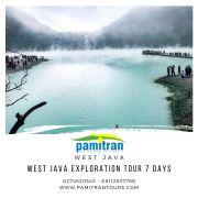 West Java Exploration Tour