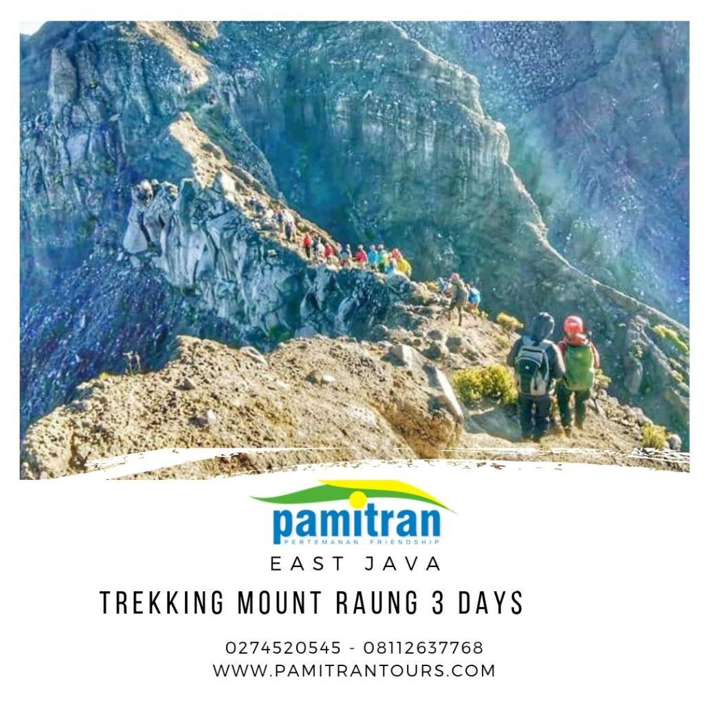 Mount Raung Trekking
