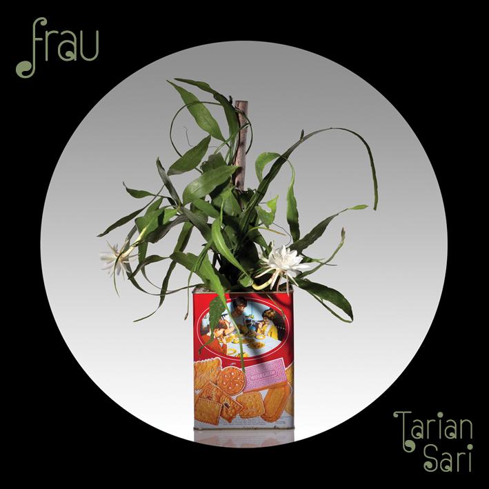 Frau - Tarian Sari Artwork